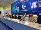 Press-conference G-Global Economic Forum 2014