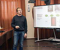 Alexey Kavokin at University of Vladimir