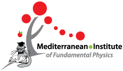 MIFP - Mediterranean Institute of Fundamental Physics logo